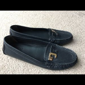 New Tory Burch loafers!